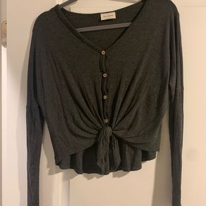 Comfy long sleeve top